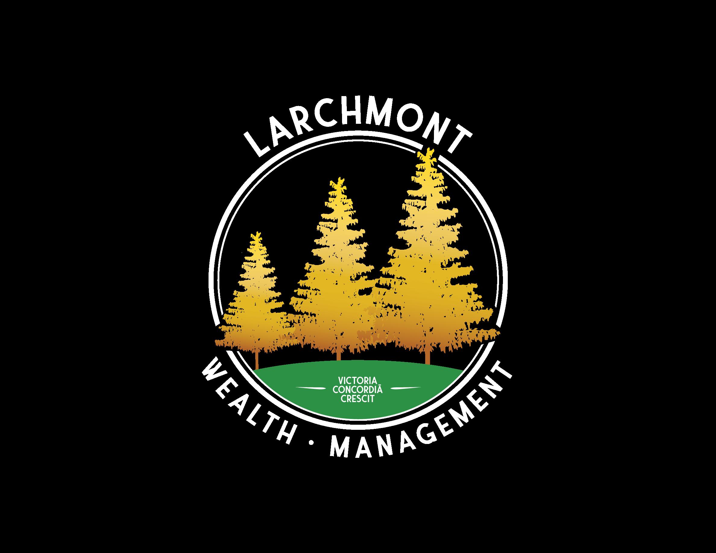 Larchmont Wealth Management White